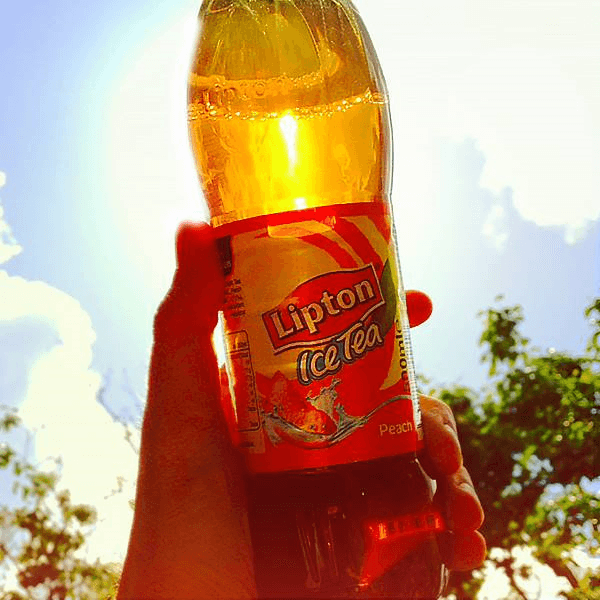 Lipton Weather Triggered Campaign